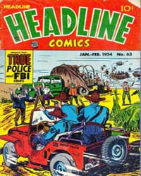Headline Comics : Issue 63 Volume Issue 63 by Prize Comics Group