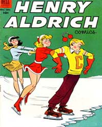 Henry Aldrich : Issue 15 Volume Issue 15 by Dell Comics