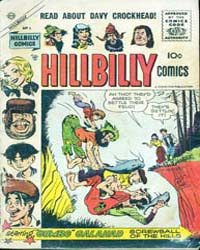 Hillbilly Comics : Issue 1 Volume Issue 1 by Charlton Comics