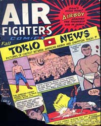 Air Fighters Comics : Vol. 2, Issue 10 Volume Vol. 2, Issue 10 by Hillman Periodicals