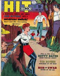 Hit Comics : Issue 64 Volume Issue 64 by Quality Comics