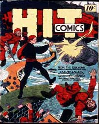 Hit Comics : Issue 4 Volume Issue 4 by Quality Comics