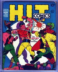 Hit Comics : Issue 6 Volume Issue 6 by Quality Comics