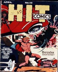 Hit Comics : Issue 10 Volume Issue 10 by Quality Comics