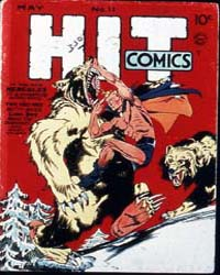 Hit Comics : Issue 11 Volume Issue 11 by Quality Comics