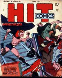 Hit Comics : Issue 15 Volume Issue 15 by Quality Comics