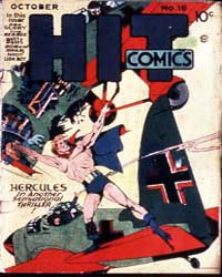 Hit Comics : Issue 16 Volume Issue 16 by Quality Comics