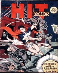 Hit Comics : Issue 19 Volume Issue 19 by Quality Comics