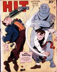 Hit Comics : Issue 33 Volume Issue 33 by Quality Comics