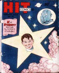 Hit Comics : Issue 36 Volume Issue 36 by Quality Comics
