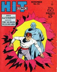 Hit Comics : Issue 43 Volume Issue 43 by Quality Comics