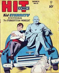 Hit Comics : Issue 51 Volume Issue 51 by Quality Comics