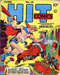 Hit Comics : Issue 12 Volume Issue 12 by Quality Comics