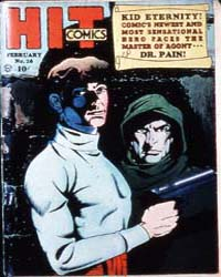 Hit Comics : Issue 26 Volume Issue 26 by Quality Comics