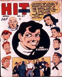Hit Comics : Issue 27 Volume Issue 27 by Quality Comics