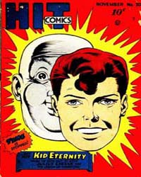 Hit Comics : Issue 30 Volume Issue 30 by Quality Comics
