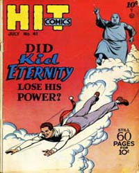 Hit Comics : Issue 41 Volume Issue 41 by Quality Comics