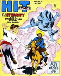 Hit Comics : Issue 45 Volume Issue 45 by Quality Comics
