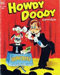 Howdy Doody : Issue 16 Volume Issue 16 by Dell Comics