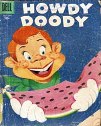 Howdy Doody : Issue 34 Volume Issue 34 by Dell Comics
