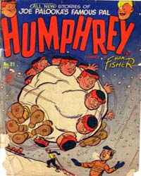 Humphrey Comics : Vol. 1, Issue 21 Volume Vol. 1, Issue 21 by Harvey Comics