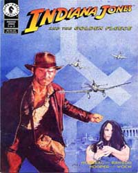 Indiana Jones : The Golden Fleece Part I... Volume Issue 1 by Dark Horse Comics