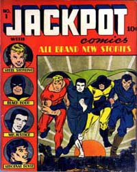 Jackpot Comics : Issue 1 Volume Issue 1 by Mlj/Archie Comics
