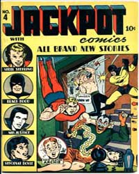 Jackpot Comics : Issue 4 Volume Issue 4 by Mlj/Archie Comics