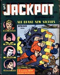Jackpot Comics : Issue 5 Volume Issue 5 by Mlj/Archie Comics