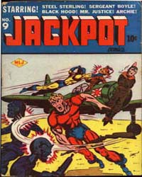 Jackpot Comics : Issue 9 Volume Issue 9 by Mlj/Archie Comics