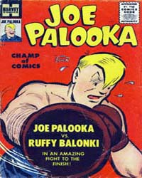 Joe Palooka : Issue 93 Volume Issue 93 by Fisher, Ham