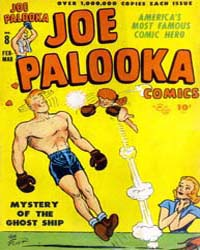 Joe Palooka : Issue 8 Volume Issue 8 by Fisher, Ham