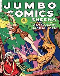Jumbo Comics : Issue 134 Volume Issue 134 by Fiction House