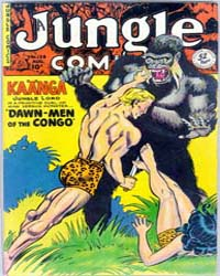 Jungle Comics : Issue 128 Volume Issue 128 by Fiction House