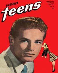 Keen Teens : Issue 3 Volume Issue 3 by Magazine Enterprises