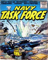 Navy Task Force: Issue 3 Volume Issue 3 by Key Publications