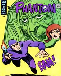 The Phantom: Issue 24 Volume Issue 24 by Falk, Lee