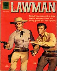 Lawman : Issue 10 Volume Issue 10 by Dell Comics