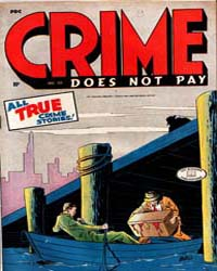 Crime Does Not Pay : Issue 39 Volume Issue 39 by Lev Gleason Publications