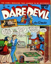 Daredevil Comics : Issue 47 Volume Issue 47 by Biro, Charles