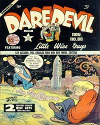 Daredevil Comics : Issue 80 Volume Issue 80 by Biro, Charles