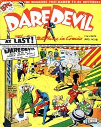 Daredevil Comics : Issue 18 Volume Issue 18 by Biro, Charles