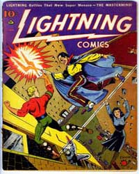 Lighting Comics : Vol. 2, Issue 1 Volume Vol. 2, Issue 1 by Ace Comics