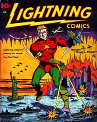 Lighting Comics : Vol. 2, Issue 2 Volume Vol. 2, Issue 2 by Ace Comics