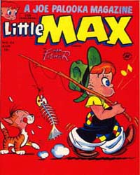 Little Max Comics : Issue 24 Volume Issue 24 by Harvey Comics
