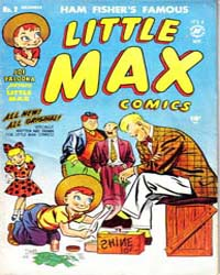 Little Max Comics : Issue 2 Volume Issue 2 by Harvey Comics