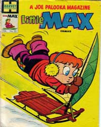 Little Max Comics : Issue 33 Volume Issue 33 by Harvey Comics