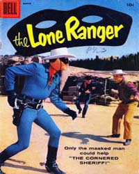 The Lone Ranger: Issue 117 Volume Issue 117 by Striker, Fran