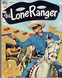 The Lone Ranger: Issue 44 Volume Issue 44 by Striker, Fran