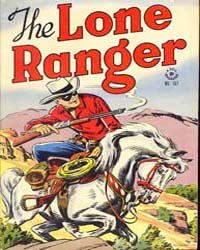The Lone Ranger: Issue 167 Volume Issue 167 by Striker, Fran